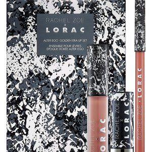 Lorac X Rachel Zoe Golden Era Alter Ego Lip Set